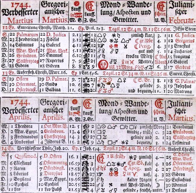 nemecky kalendar Co je opravený a všeobecný kalendář nemecky kalendar